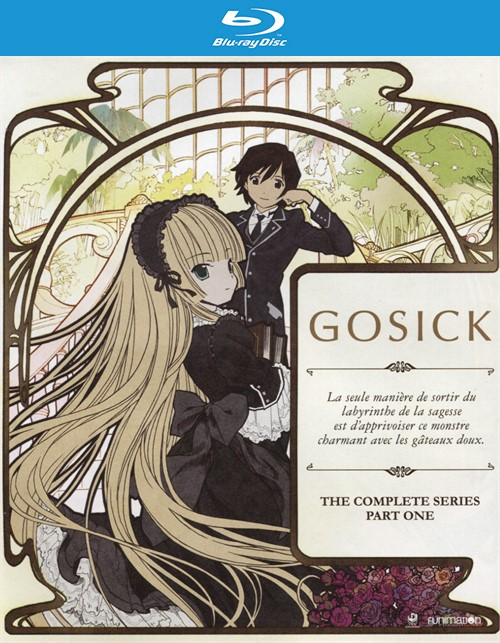 Gosick: The Complete Series Part One  (Blu-ray + DVD Comb)