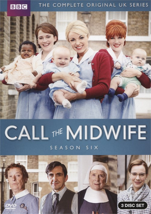 Call the Midwife: The Complete Sixth Season