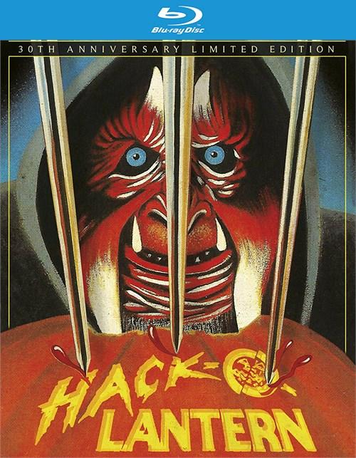 Hack-O-Lantern (Blu-Ray + DVD)
