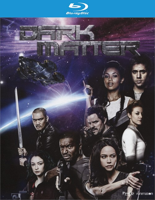 Dark Matter: The Complete Second Season