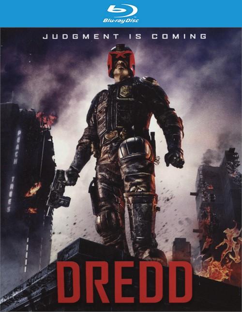 Dredd (4K Ultra HD + Blu-ray + UltraViolet)