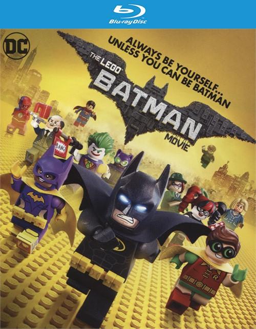 LEGO: Batman Movie, The (Blu-ray + DVD Combo + Digital HD)