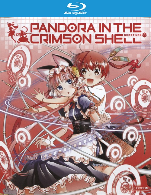 Pandora in the Crimson Shell Ghost Urn: The Complete Series (Blu-ray + DVD Combo)