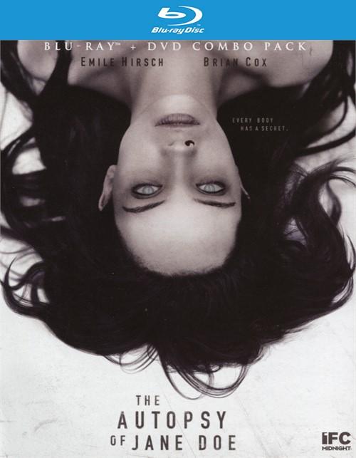 Autopsy of Jane Doe, The (Blu-ray + DVD Combo)
