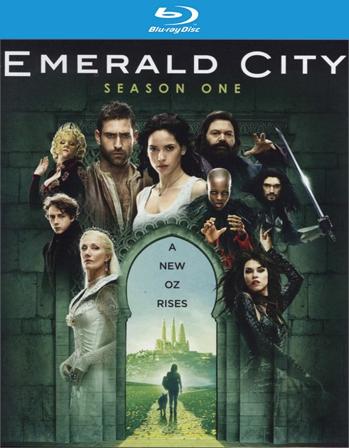 Emerald City: Season One (Blu-ray + UltraViolet)