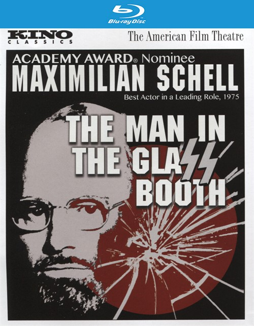 Man in the Glass Booth, The