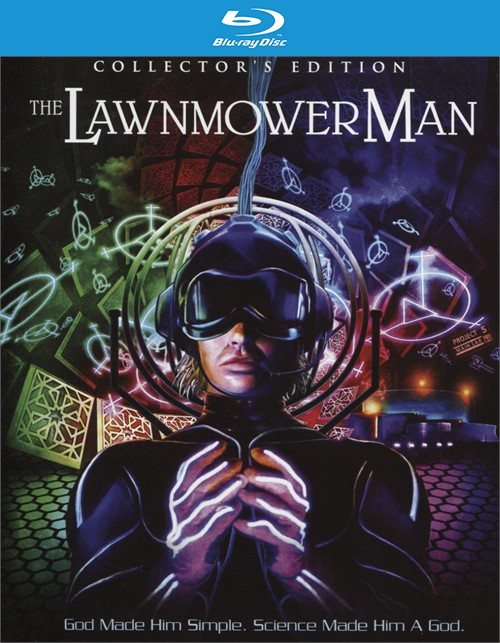 Lawnmower Man, The: Collectors Edition