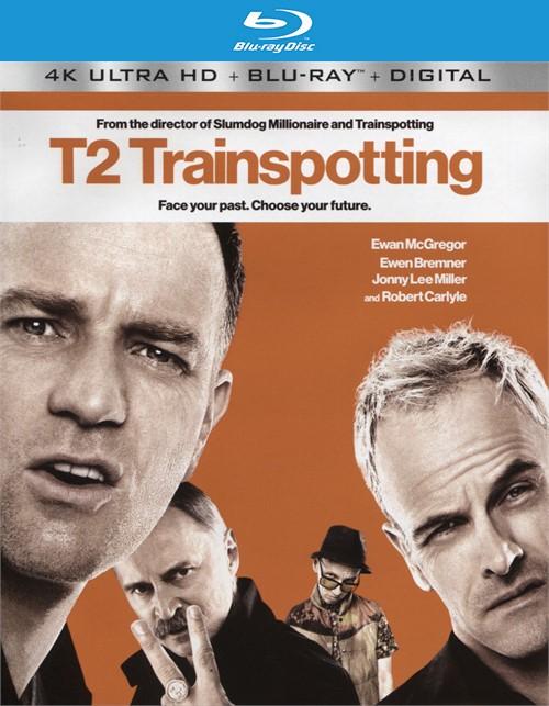 T2: Trainspotting (4K Ultra HD + Blu-ray + UltraViolet)