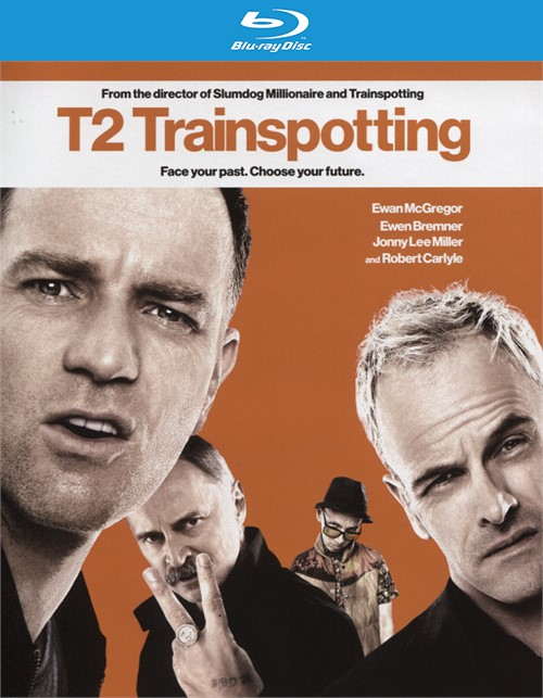 T2: Trainspotting (Blu-ray + UltraViolet)