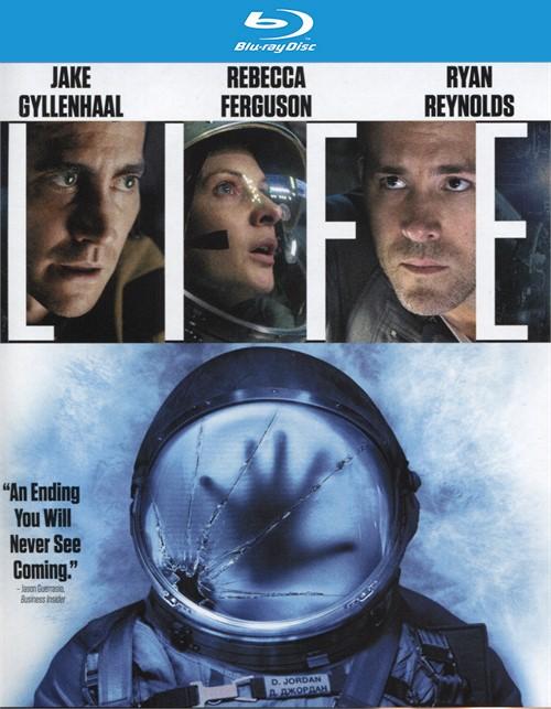 Life (Blu-ray + Digital HD)