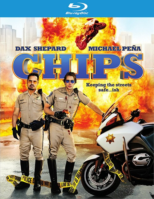 Chips (Blu-ray + DVD Comb + Digital HD)