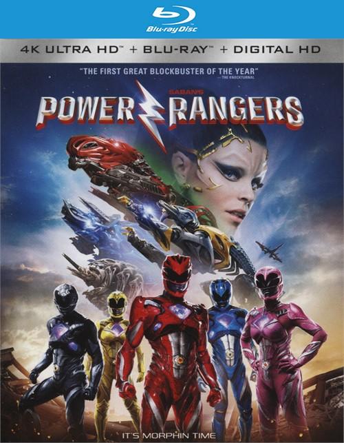 Sabans Power Rangers (4K Ultra HD + Blu-ray + UltraViolet)