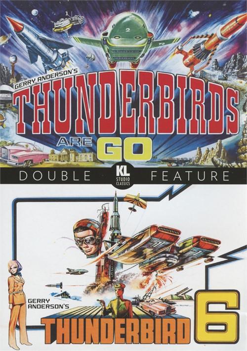 Thunderbird 6/Thunderbirds Are Go! - Double Feature