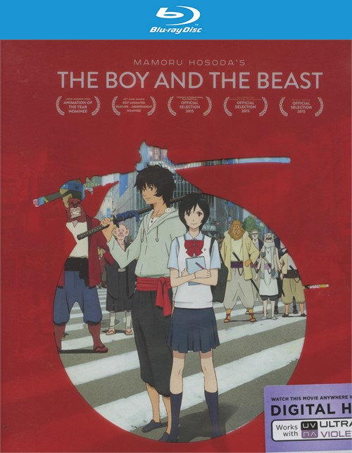 Boy and the Beast, The: Hosada Collection Collectors Edition (Blu-ray + DVD Combo)