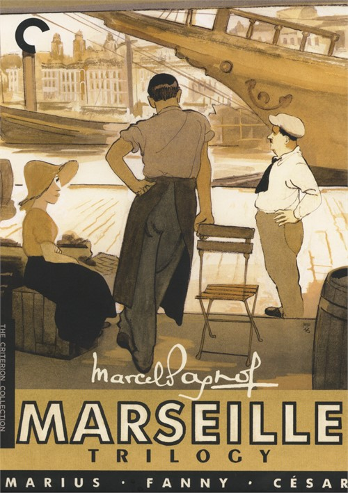 Marseille Trilogy, The: The Criterion Collection