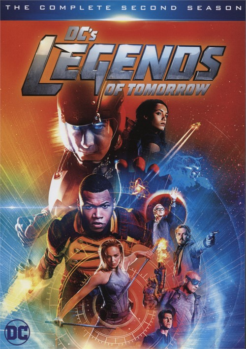 DCs Legends of Tomorrow: The Complete Second Season