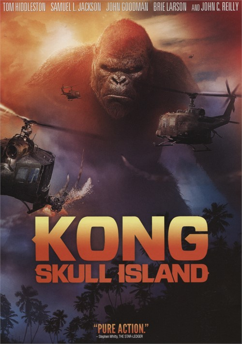 Kong: Skull Island (Two Disc:Special Edition)