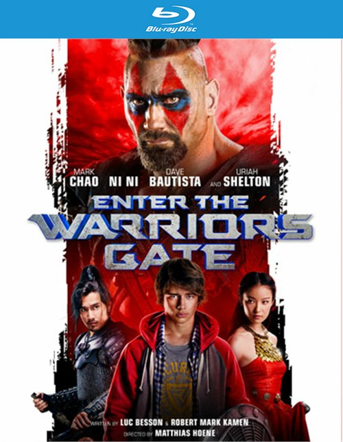 Enter The Warriors Gate (Blu-ray + UltraViolet)