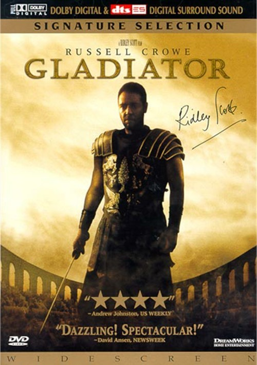 Gladiator: Signature Selection