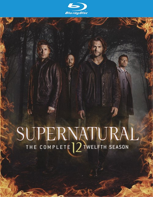 Supernatural: The Complete Twelfth Season (Blu-ray + UltraViolet)
