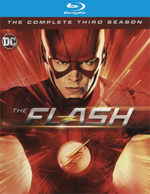 Flash, The: The Complete Third Season (Blu-ray + UltraViolet)