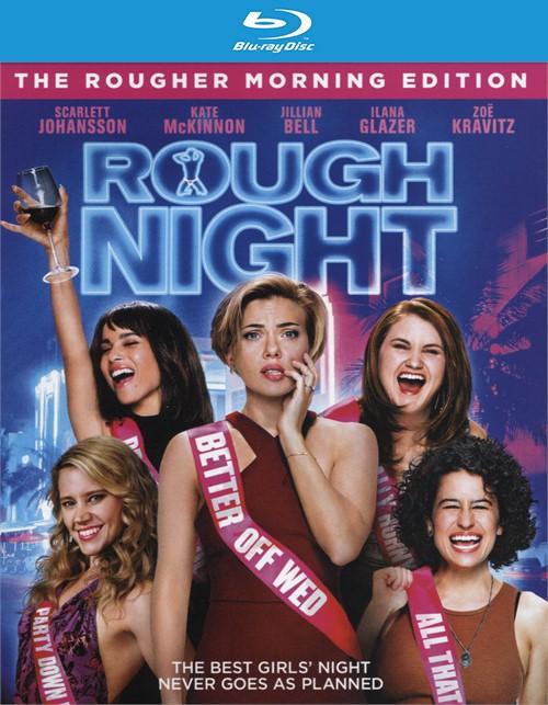Rough Night (Blu-ray + UltraViolet)