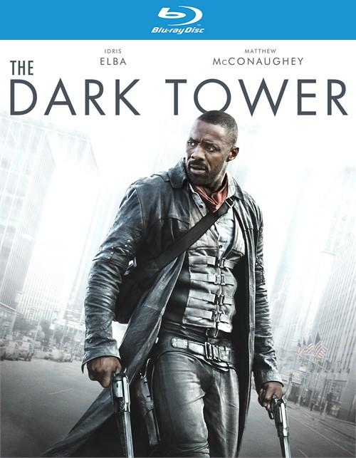 Dark Tower, The (Blu-ray + UltraViolet)
