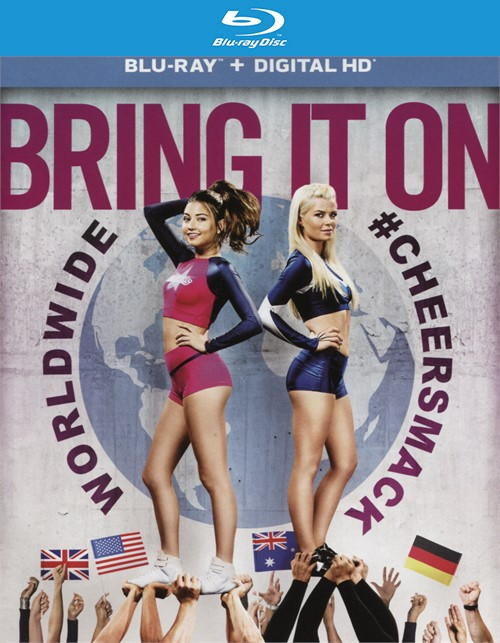 Bring It On: Worldwide #Cheersmack (Blu-ray + UltraViolet)