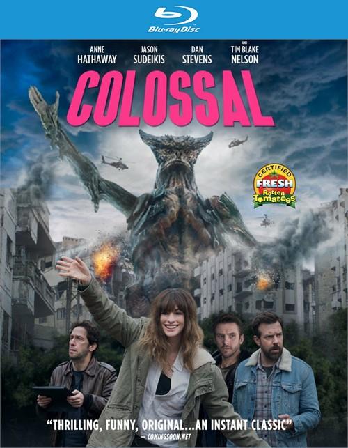 Colossal (Blu-ray + DVD + Digital HD Combo)