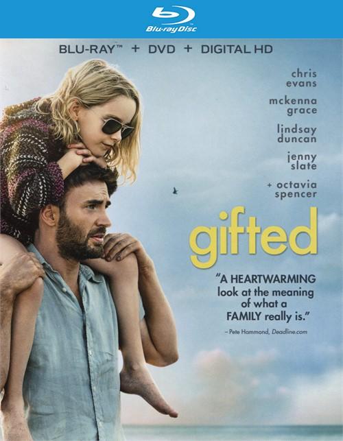 Gifted (Blu-ray + DVD + Digital HD Combo)