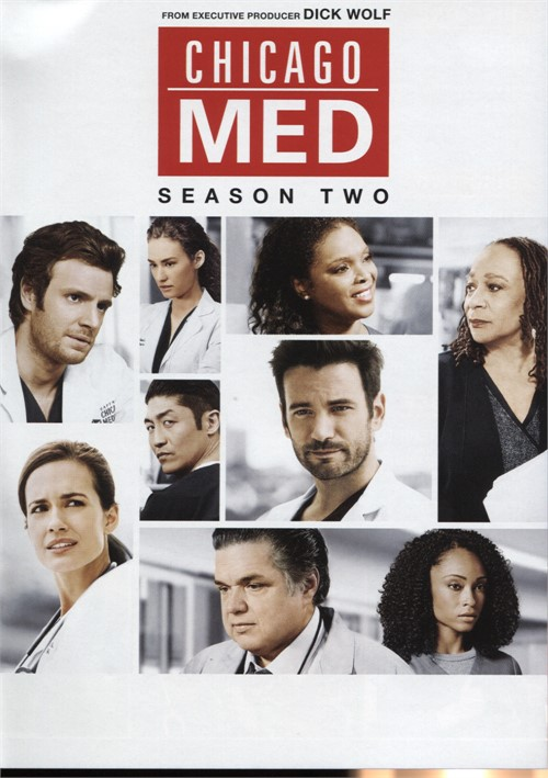 Chicago Med:The Complete Second Season