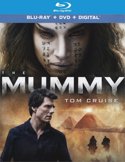 Mummy, The (Blu-ray + DVD + Digital Combo)