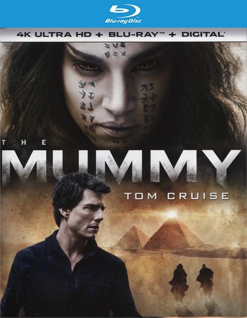 Mummy, The (4k Ultra HD + Blu-ray + UltraViolet)