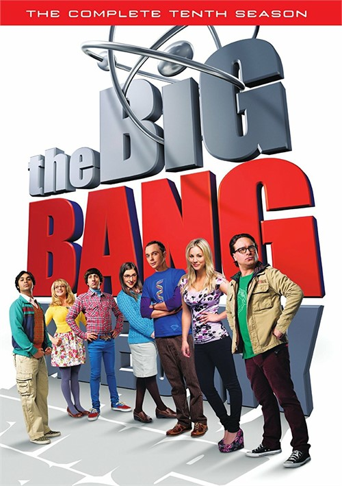 Big Bang Theory, The: The Complete Tenth Season