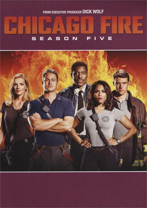 Chicago Fire: The Complete Season Five