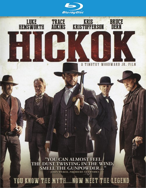 Hickok (4k Ultra HD + Blu-ray + UltraViolet)