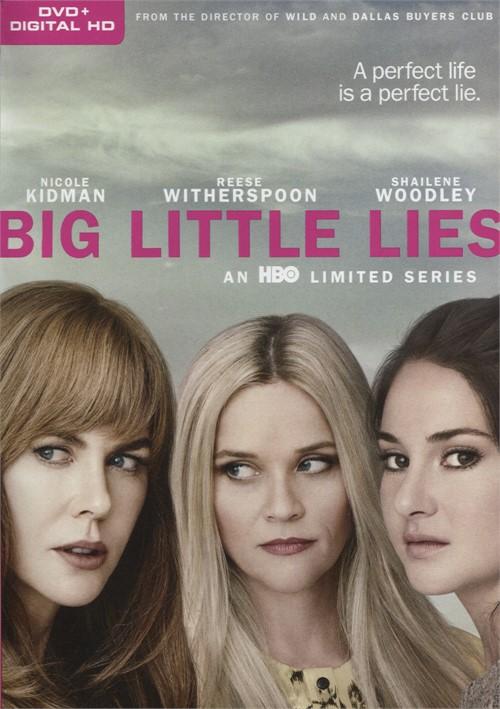 Big Little Lies: Complete First Season  (DVD + UltraViolet)