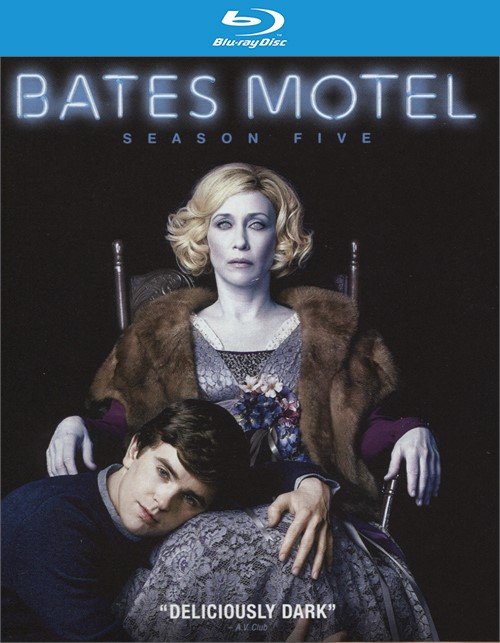 Bates Motel: The Complete Fifth Season (Blu-ray + Digital HD)