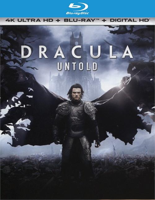 Dracula Untold (4K Ultra HD + Blu-ray + Digital HD)