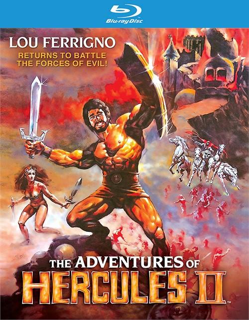 Adventures of Hercules II, The