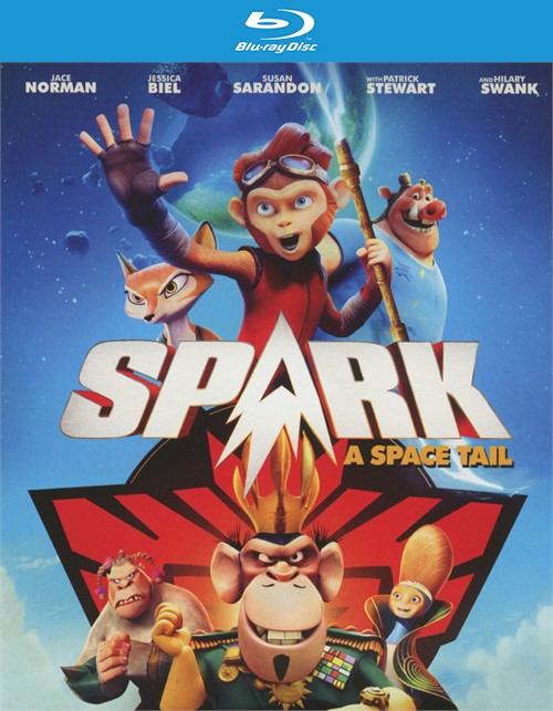 Spark: A Space Tail (Blu-ray + DVD + UltraViolet)