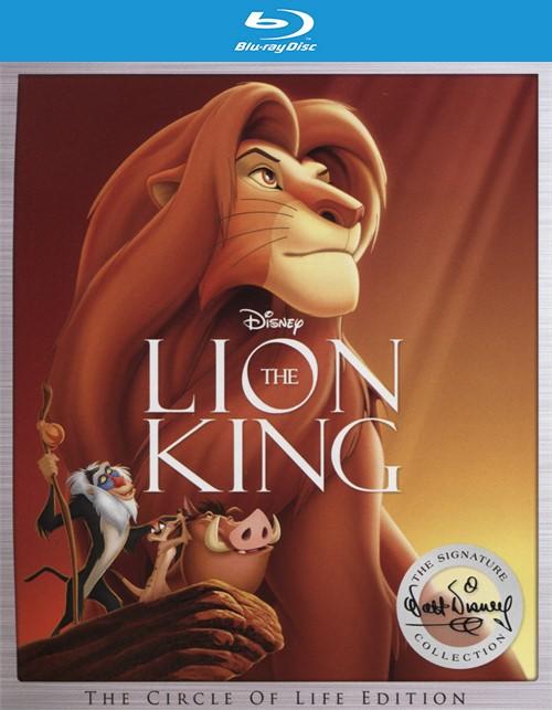 Lion King, The (Blu-ray + DVD + Digital HD Combo)