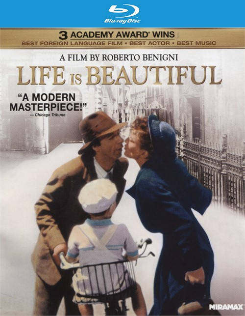 Life Is Beautiful  (Blu-ray + Digital HD)