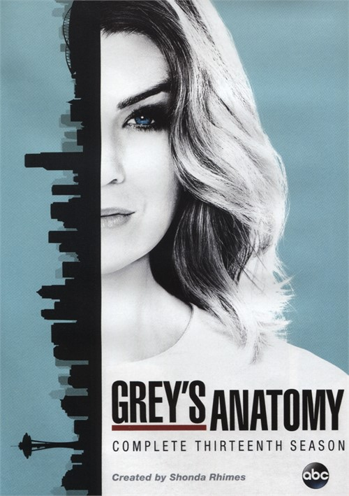Greys Anatomy: The Complete Thirteenth season