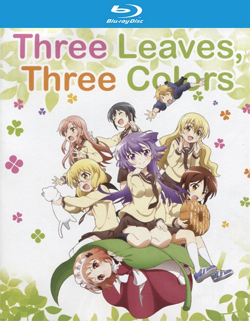 Three Leaves, Three Colors: The Complete Series (Blu-ray + DVD Combo)