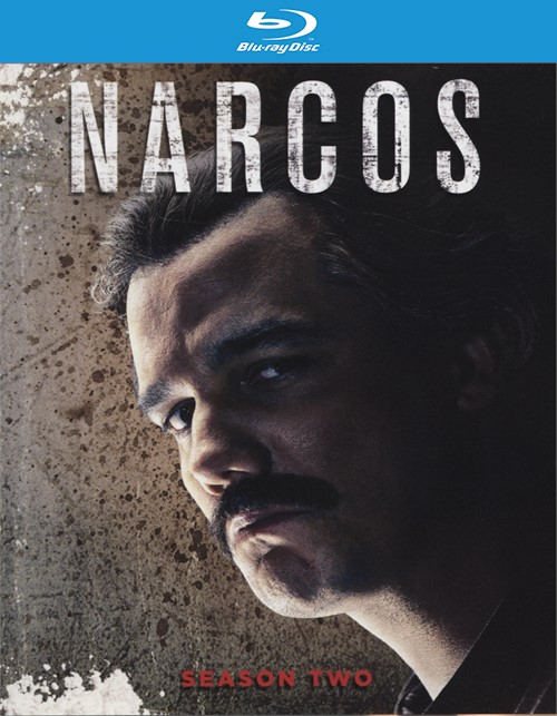 Narcos:The Complete Second Season (Blu-ray + Digital HD)