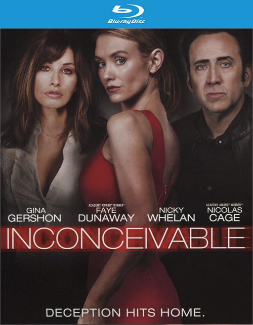 Inconceivable (Blu-ray + Digital HD)