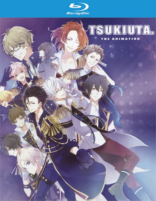 Tsukiuta. The Animation: The Complete Series (Blu-ray + DVD Combo)