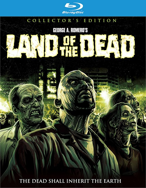 Land Of The Dead: The Collectors Edition