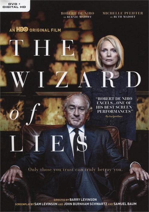 Wizard of Lies, The (DVD + Digital HD)